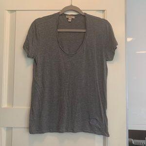 Burberry Gray T-Shirt
